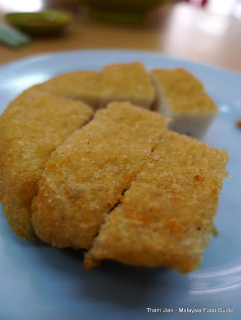 Fried Fish Cake @ Teo Chew Restaurant, Damansara Jaya, PJ